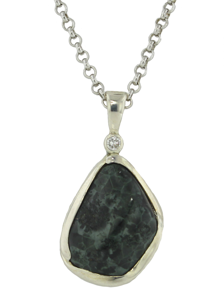 Greenstone: State Gemstone of Michigan