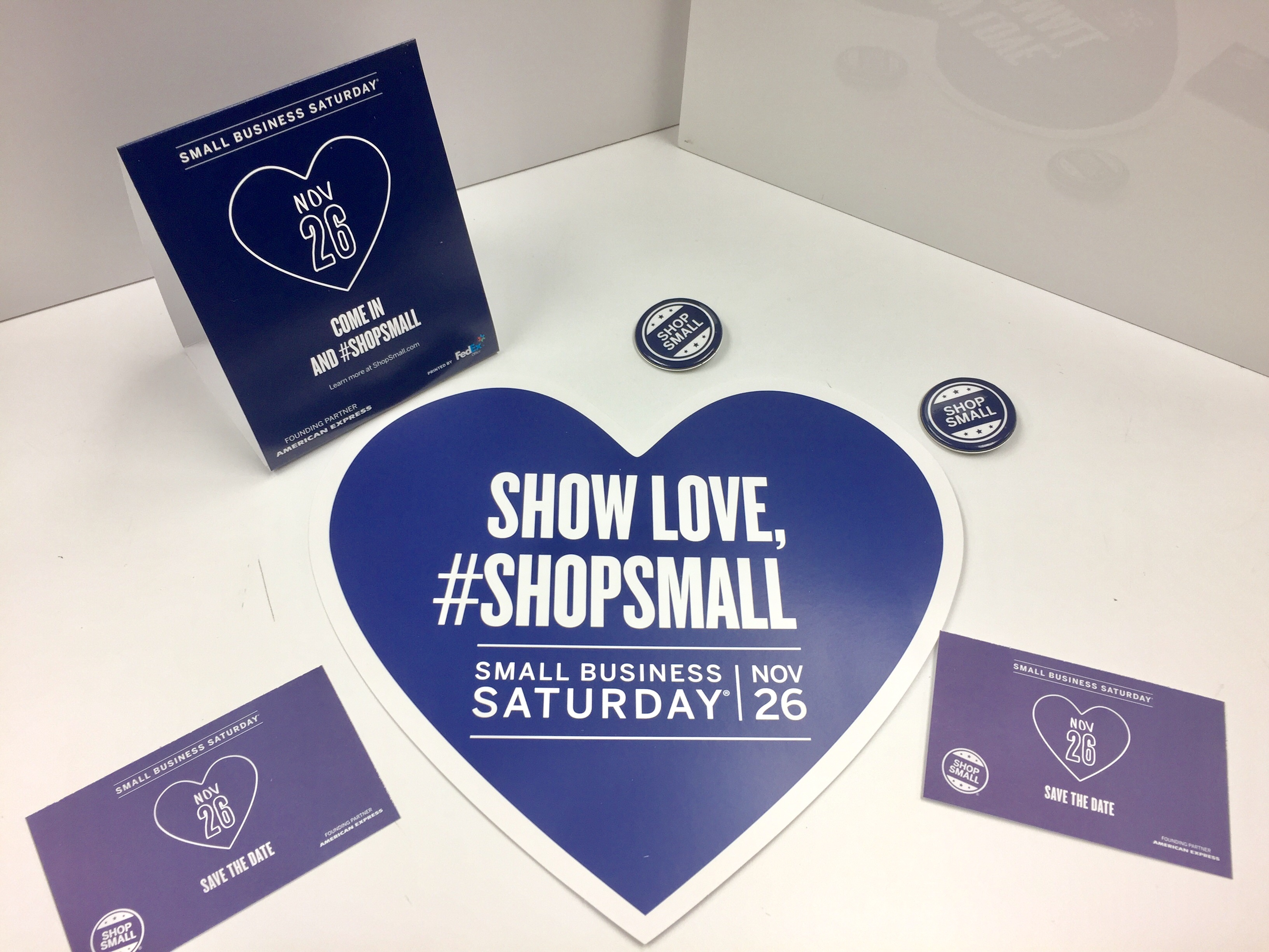 Happenings at The Den: Small Business Saturday