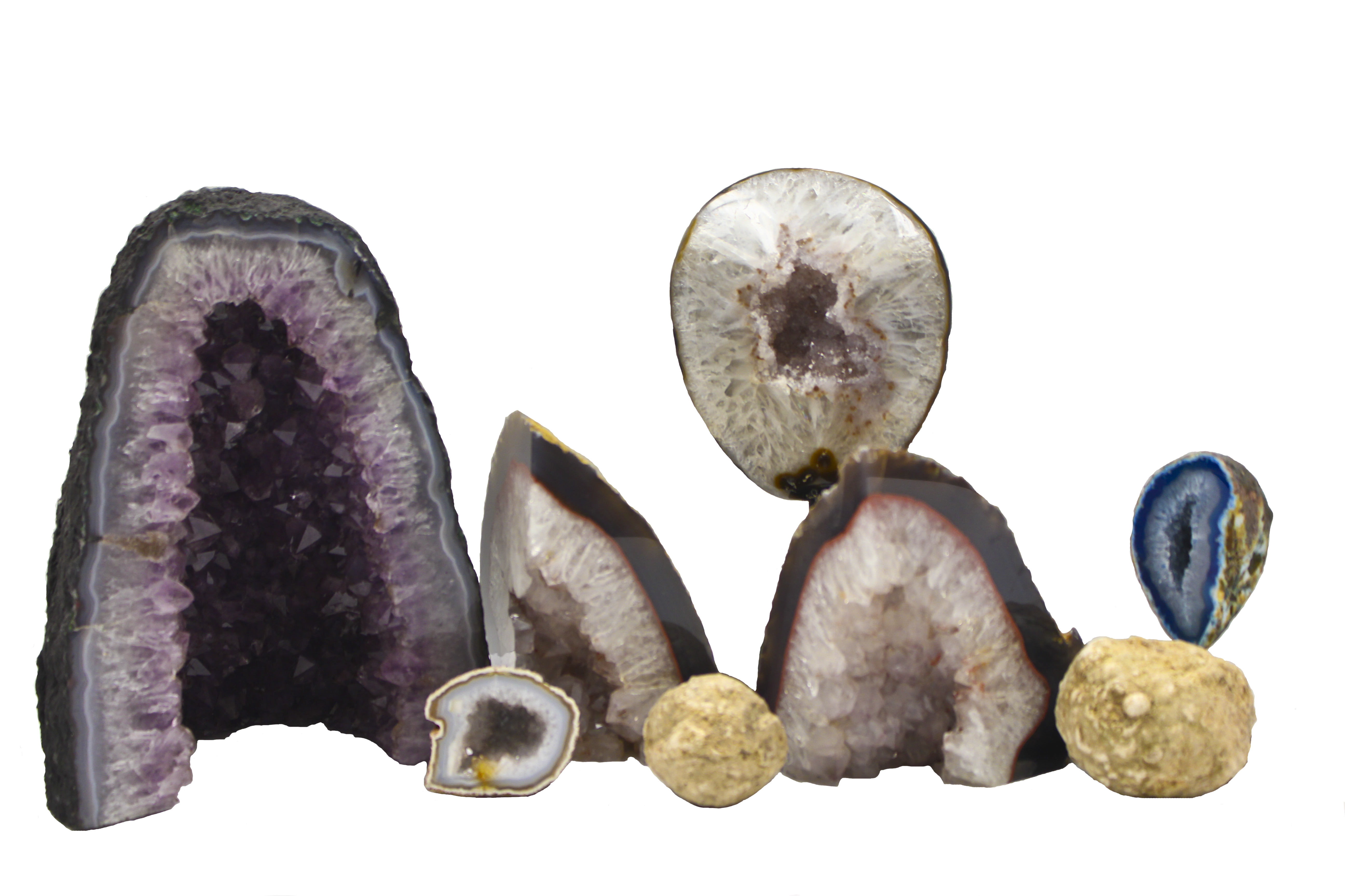 For the Curious Mind: Where Do Geodes Come From?