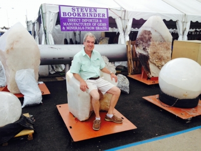The Denver Fossil and Mineral Show 2015