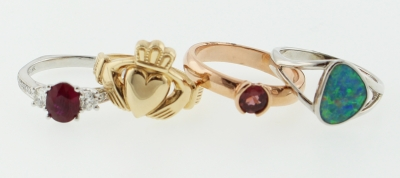 Trending: Alternative Engagement Rings