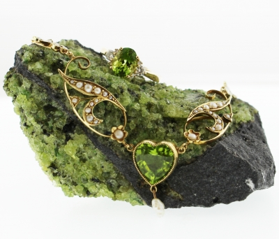 Birthstone of the Month: Peridot