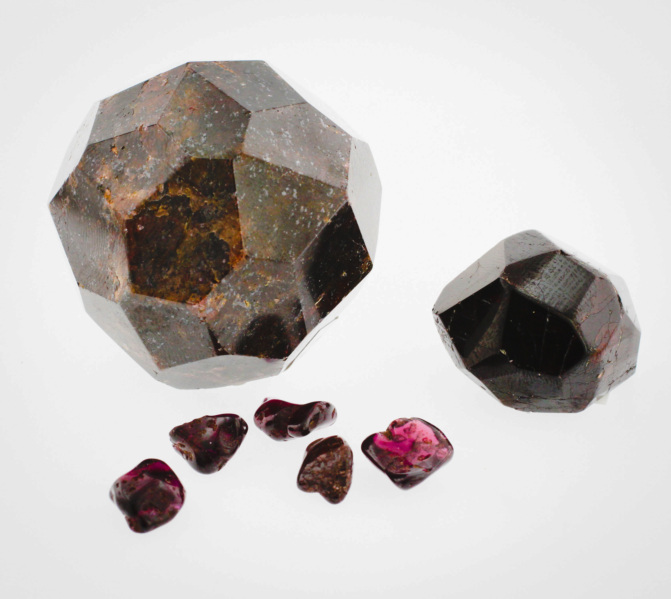 World's Largest: Garnet