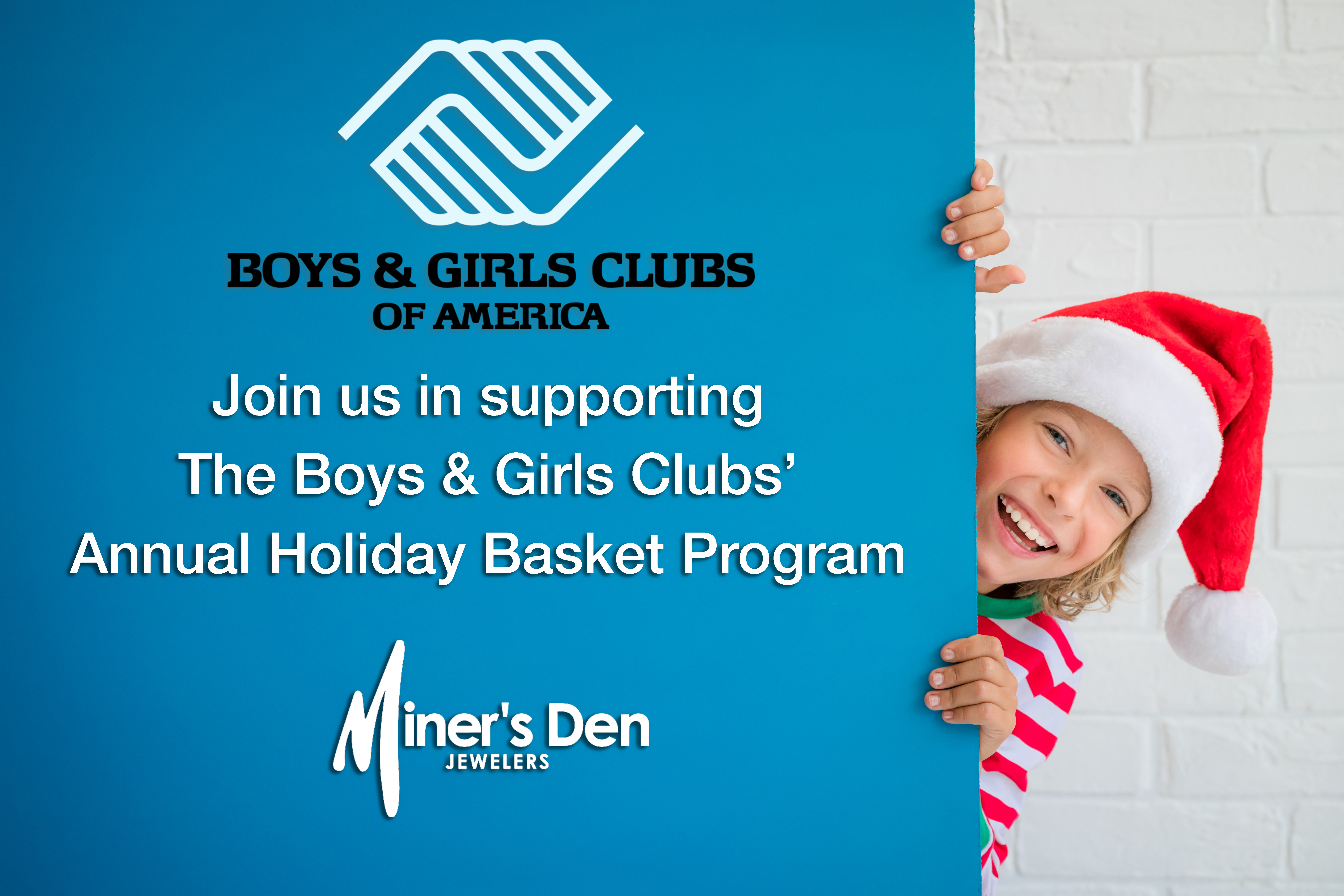 Boys and Girls Clubs of America Holiday Basket Program