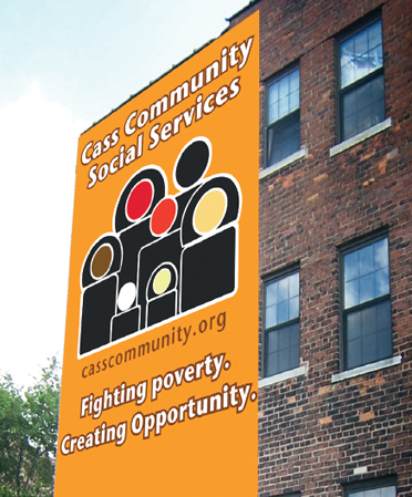 Cass Community Social Services Needs Your Help